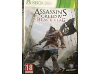 Assassins creed black flag Xbox 360