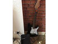 Guitar C.Giant and amp 10 watt Offers