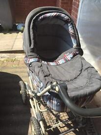 M&P Pram and Car seat