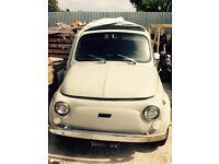 FIAT 500 , 1969