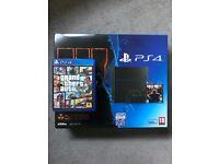 PlayStation 4 plus Games Bundle