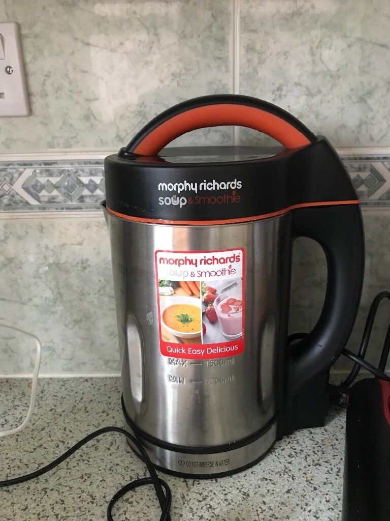 Soup and smoothie maker