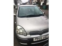 Toyota Yaris 2005 drives amazing quick weekend sale required