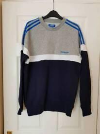 Men's Adidas jumper size S. Never worn.