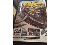 Fast car October 2013 magazine