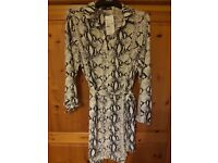 BRAND NEW Womens shirt dress