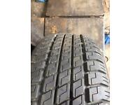 Michelin 205/55/15 tyre as new