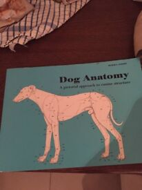 New Dog Anatomy Book