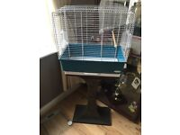 Bird cage with stand,very good condition
