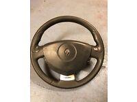 Renault Clio sport 182 steering wheel