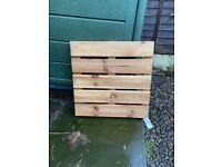Decking Squares (wood)