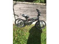 """ATRA FREE STYLE BMX, 20"""" WHEELS, FRONT AND REAR STUNT PEGS, works perfect and excellent condition"""