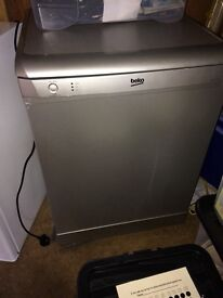 Becko dishwasher