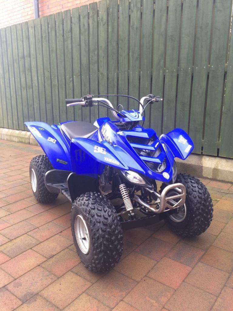 yamaha yfm 50 children 39 s quad atv in belfast city. Black Bedroom Furniture Sets. Home Design Ideas