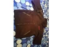Size large snap on jacket
