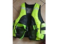 Childrens Yellow/Green Swimming Vest