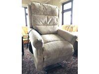 Electric Recliner Riser Arm Chair