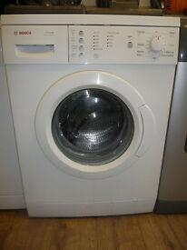 Bosch 1200 Express Classixx Washing Machine - Local Delivery
