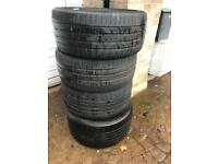 Continental sport 4x4 tyres suit BMW X5 or Range Rover