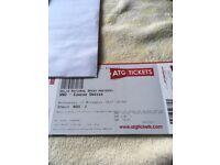 Opera tickets