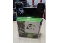 HP 301XL High Yield Black Ink Cartridge