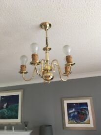 2 matching ceiling lights £15 each