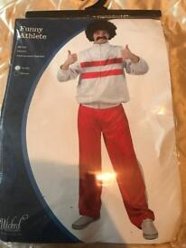 Fancy dress - 118 athlete outfit (never used)