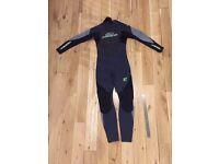 Child C-Skin Wet Suit (3x2) age 5-6