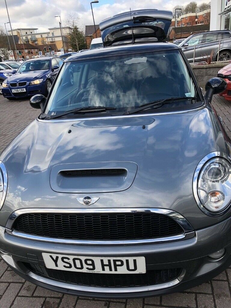 Mini Cooper S 2009 with chilli package