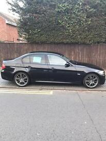 BMW 320d Efficiency Dynamics (M Sport)