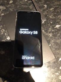 Samsung S8 *EE* Brand New (may swap)