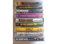 RARE Rap tapes in Near Mint condition - £15 Each