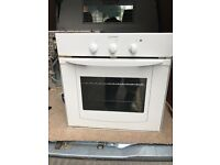 Indesit Built In Electric Fan Oven F131K.B1X - White.