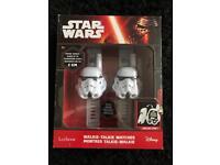 Star wars walkie talkie watches