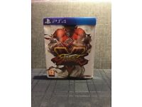 Street Fighter 5 for PS4