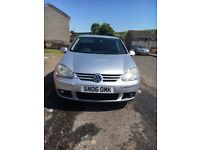 Vw golf tdi sport ,1yrs mot ,fsh,98018 miles ,good clean reliable car