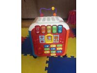 Vtech Discovery Cube (RRP £39.99)