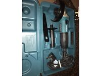 Great condition Makita grinder GA4530