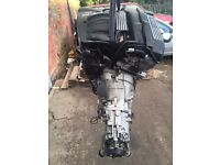 2004 bmw 3 Series E46 318i m sport manual gearbox