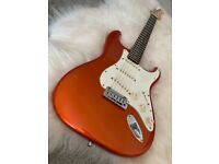 Fender Stratocaster USA Deluxe - 2002 - Candy Tangarine!