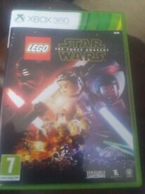 Xbox 360 star wars the force awakens