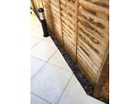 Ceramiche Caesar porcelain tiles slabs gres exterior 60x60cm 600x600mm around 10sq m £120