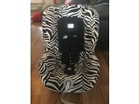 Britax car seat SMART ZEBRA -2000008757 - 9-18kgp