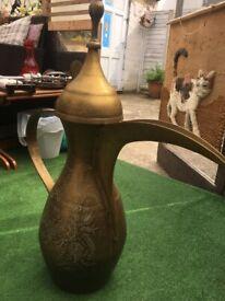 Large decorative antique pot