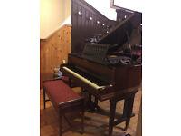 Boudoir Grand Piano by John Broadwood: bargain!