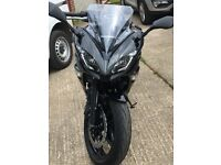 Kawasaki Ninja 650 67 plate nearly new only 1600 miles