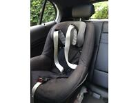 Car seat and family fix base