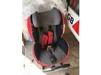 BeSafe iZi Kids x3 isofix car seat (offers accepted)
