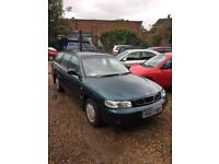 R reg daewoo nubira estate automatic only done 43,000 miles from new