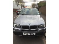 2007 BMW X3 2.0 DIESEL HURRY JUST DESCOUNTED